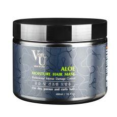 VonU Aloe Moisturizing Hair Mask with Aloe Vera 480 ml, image
